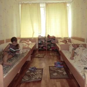 Дитяча спальна кімната на 4 особи