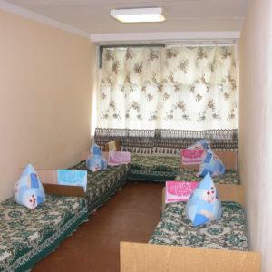 Дитяча спальна кімната на 5 осіб