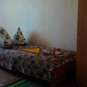 кімната на 4 особи (корпус 1,2 ліва сторона)